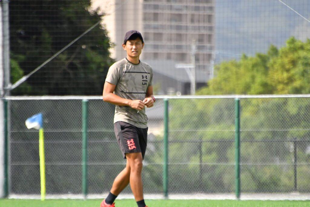 田中コーチ写真